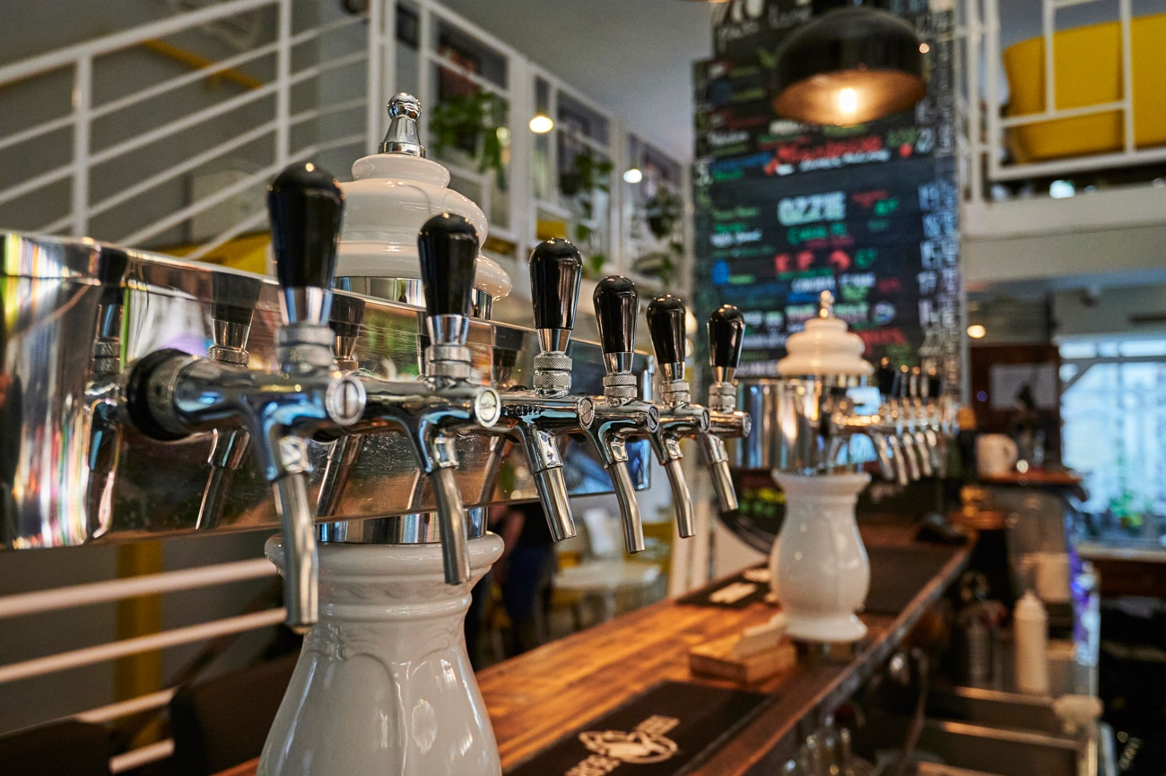 Szynkarnia - najlepszy bar z piwami rzemieślniczymi we Wroclawiu